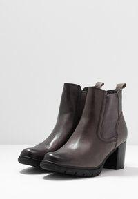 Be Natural - BOOTS - Botines - graphite - 4