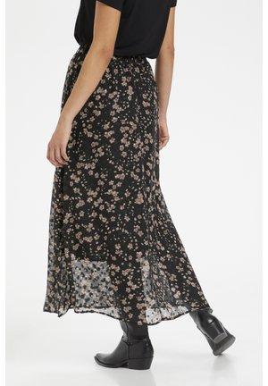 KASTARRY  - A-line skirt - black