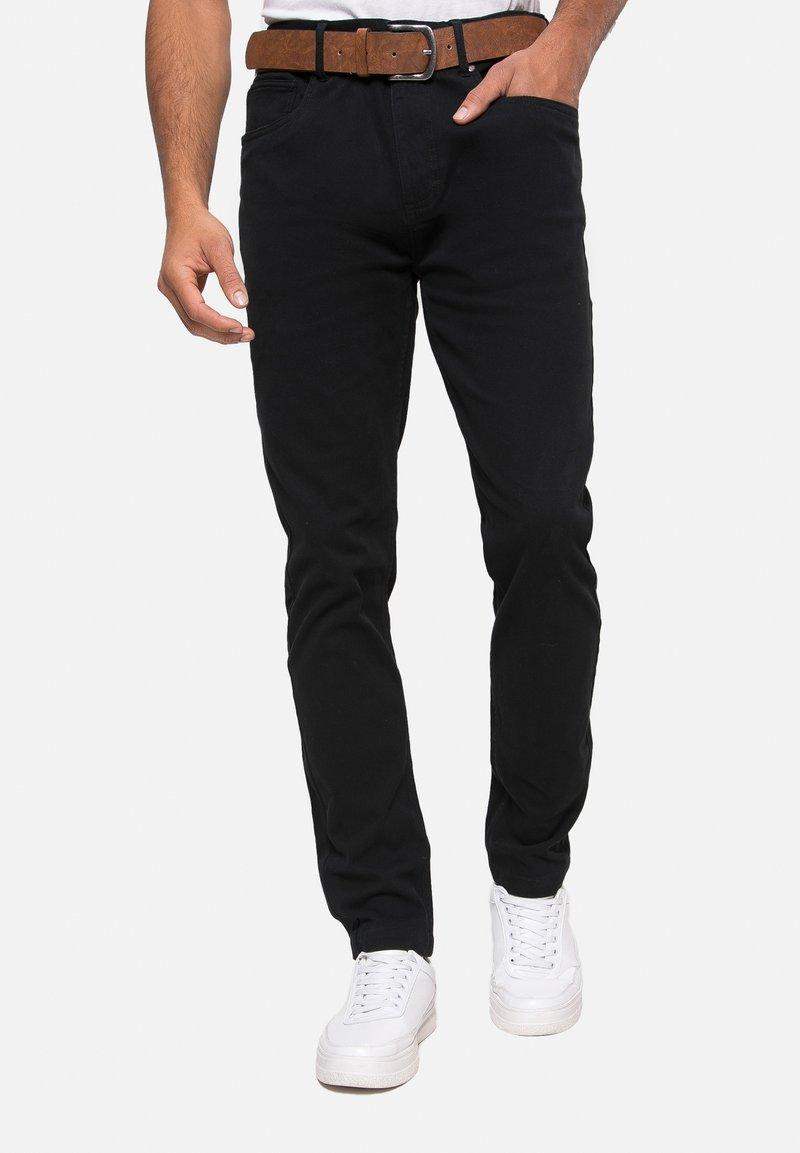 Threadbare - GEORGIA - Kalhoty - black