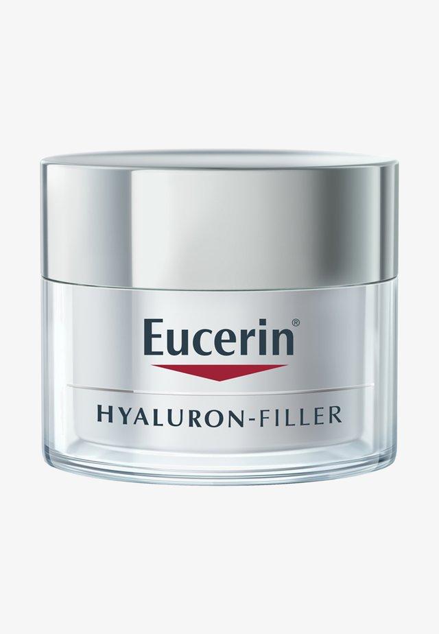 ANTI AGING TAGESPFLEGE HYALURON-FILLER, FÜR NORMALE/MISCHHAUT - Face cream - -