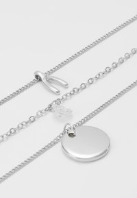 sweet deluxe - KETTE 3 - Necklace - silver-coloured - 2