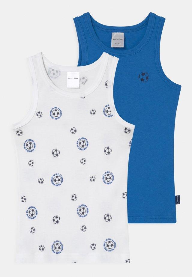 2 PACK - Undershirt - multi-coloured