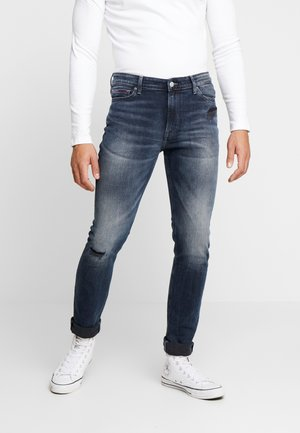 SIMON SKINNY - Skinny džíny - grey denim