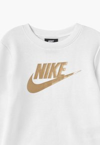 Nike Sportswear - GIRLS CREW - Mikina - white - 2