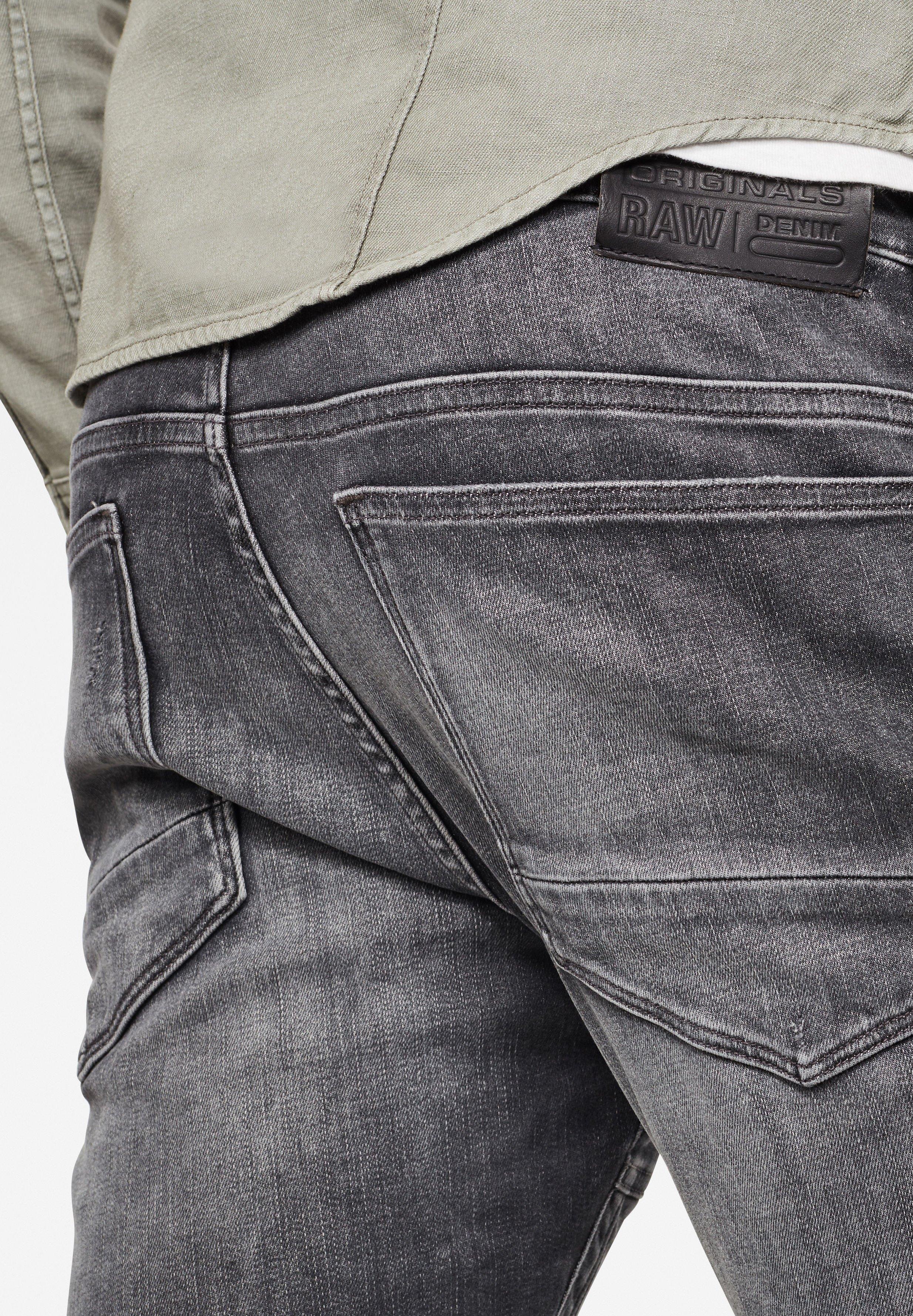 AIRBLAZE 3D SKINNY Jeans Skinny Fit vintage basalt destroyed