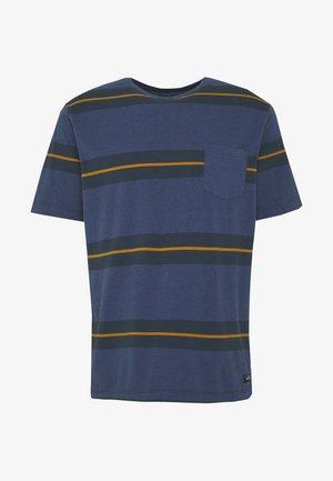 T-shirt con stampa - midnight