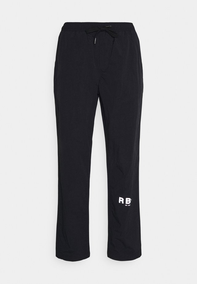 RRHAYDEN PANTS - Trainingsbroek - black
