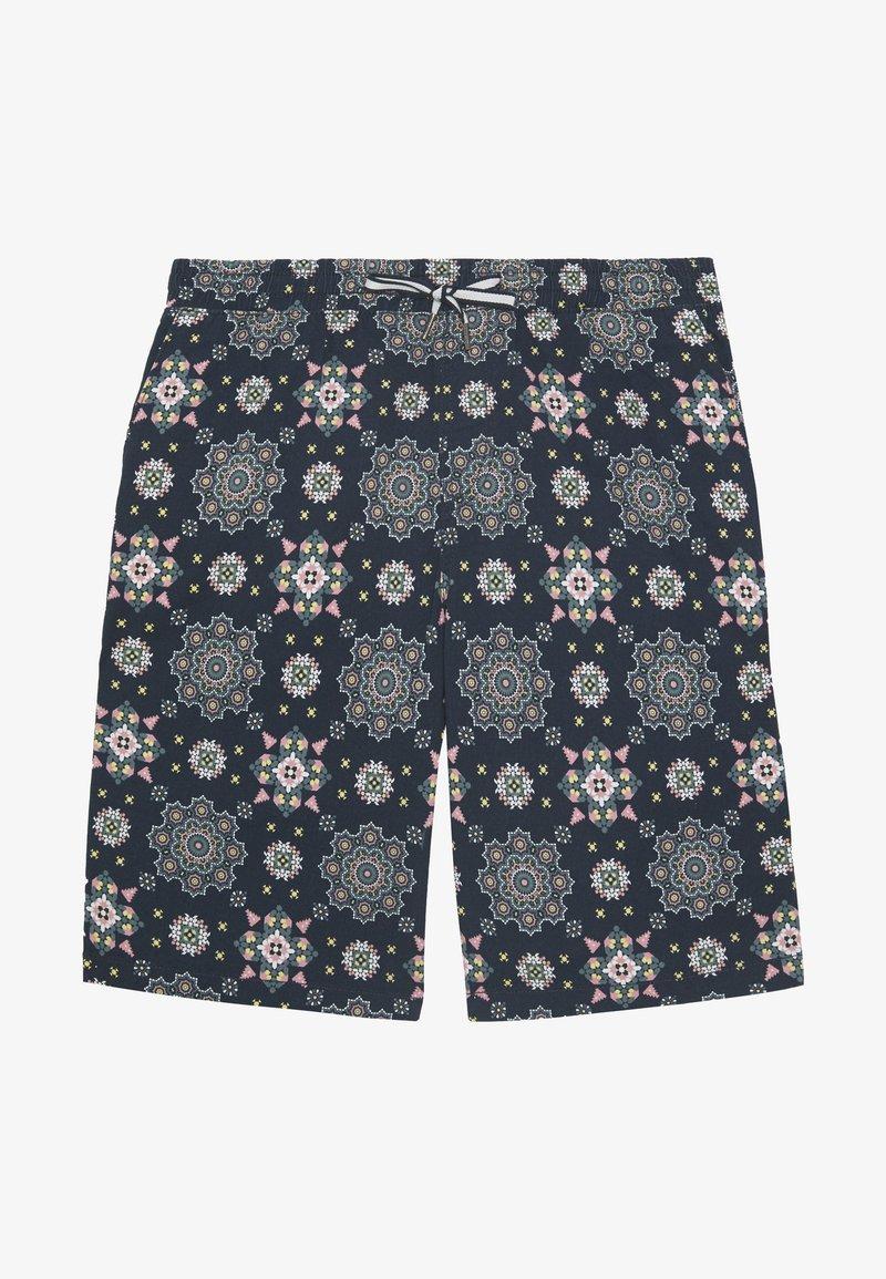 Jack & Jones - JJICASABLANCA JOGGER - Shorts - navy blazer