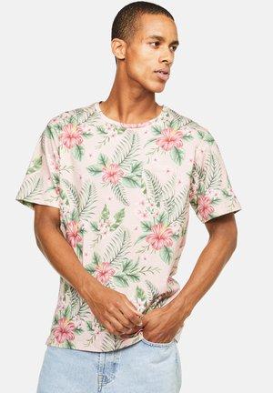 ETHAN - T-shirt print - rosa