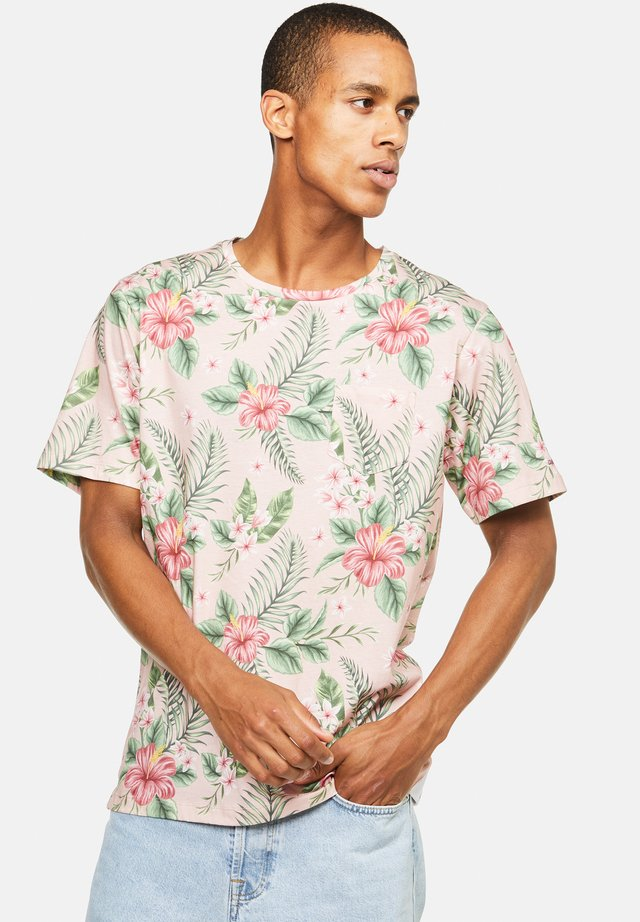 ETHAN - T-shirt con stampa - rosa