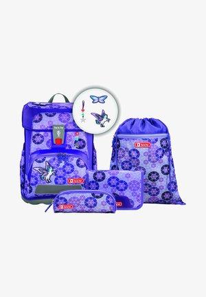 SET 5TLG - Backpack - sparkling pegasus