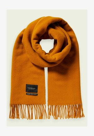 FRINGED - Scarf - copper