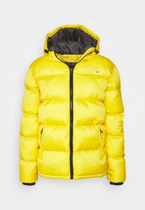 IDAHO UNISEX - Winter jacket - yellow