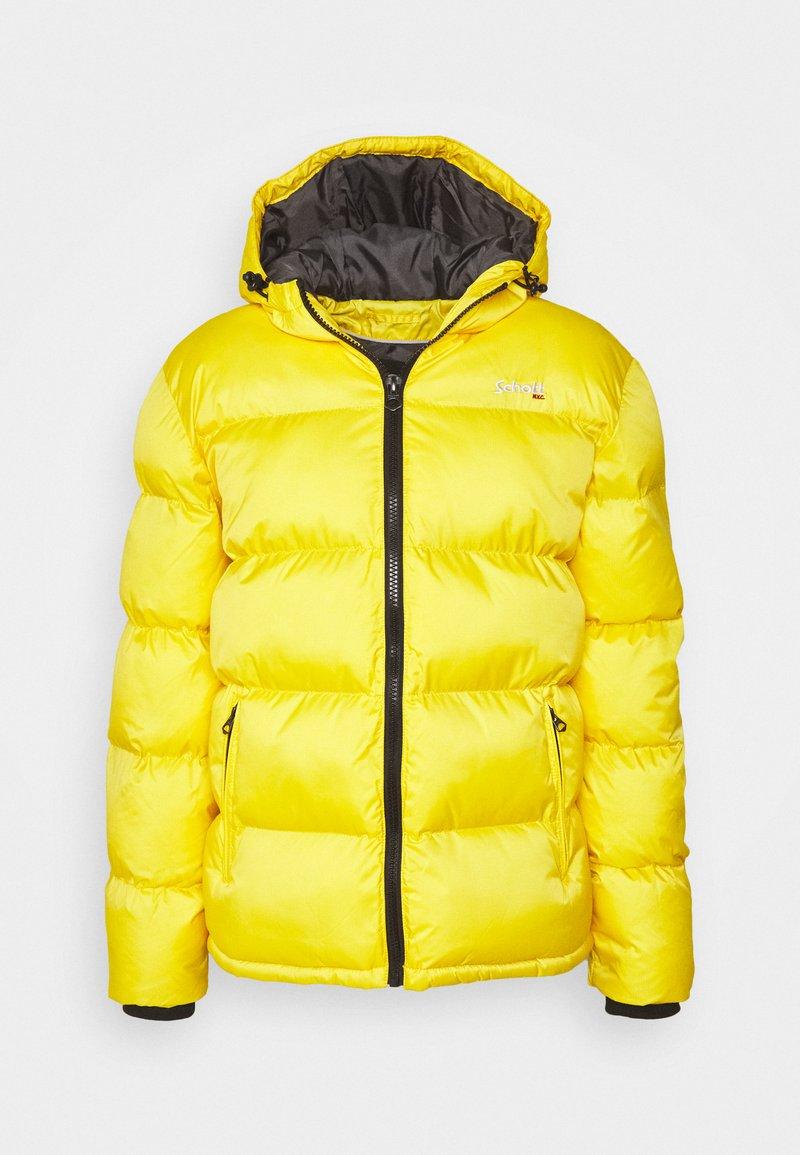 Schott - IDAHO2 UNISEX  - Winter jacket - yellow