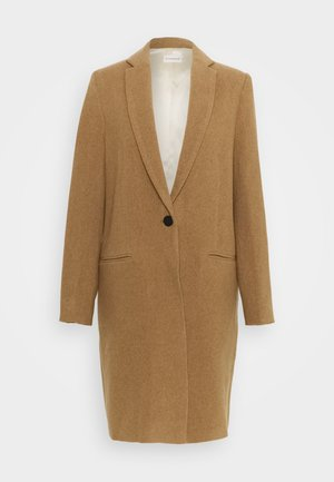 ELLINOR - Classic coat - sandy brown