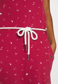 Ragwear - TAG - Žerzejové šaty - red - 6