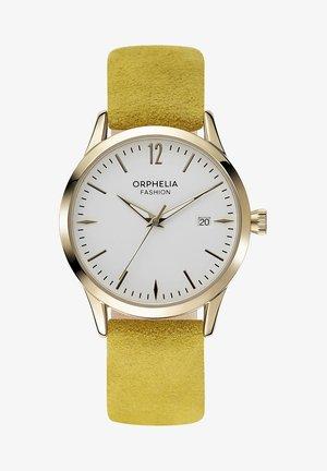 Watch - yellow
