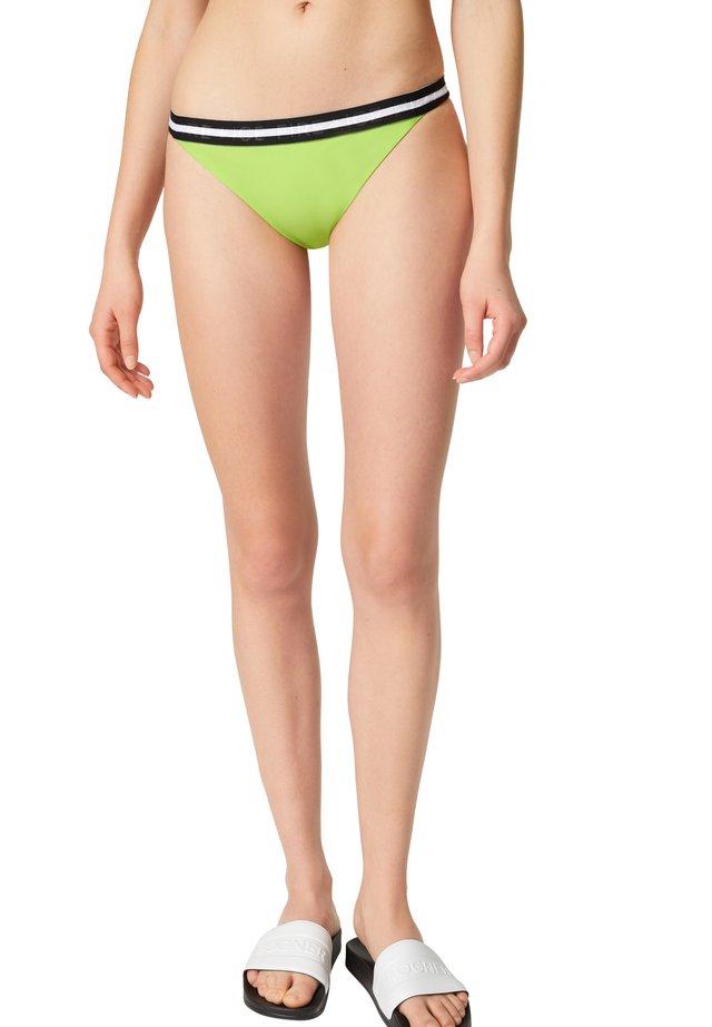 Bikinibroekje - limettengrün