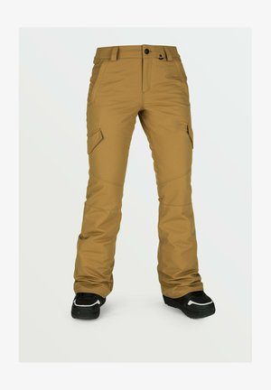 Outdoor trousers - burnt_khaki