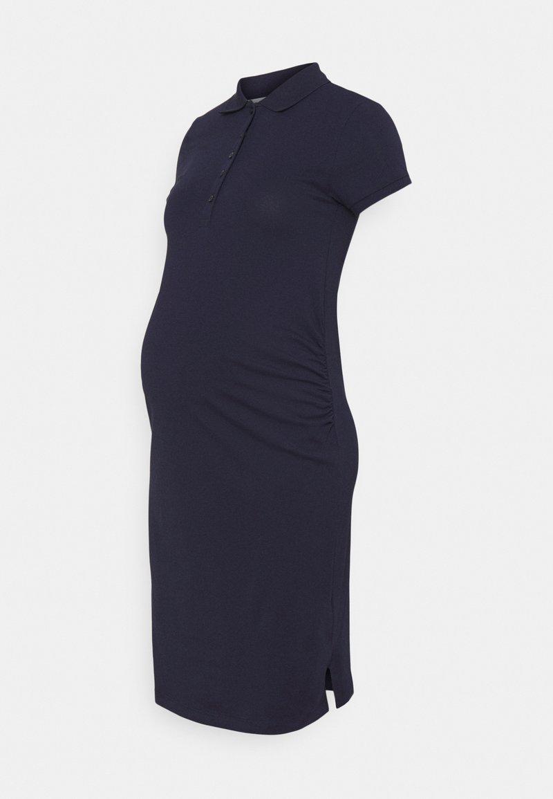 Anna Field MAMA - Jerseykjole - dark blue