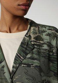 Napapijri - G-MAUI - Button-down blouse - camo green - 4