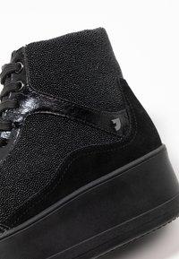 Gioseppo - Zapatillas altas - black - 2