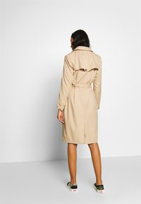 Vila - VIMOVEMENT LONG - Trench - beige
