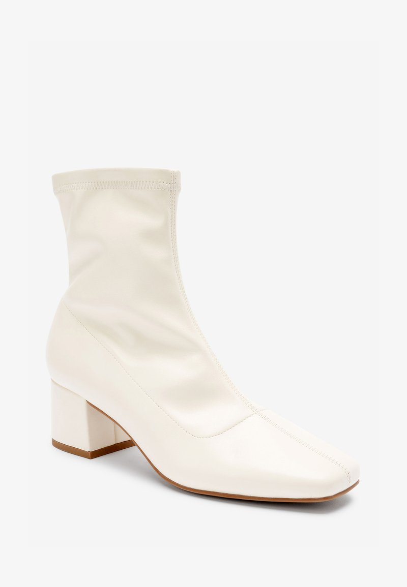 Next - Ankle boots - off-white