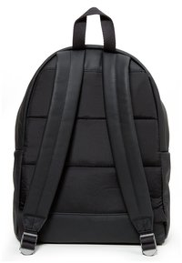 Eastpak - PADDED PAK'R/MARCH SEASONAL COLORS - Zaino - black ink leather - 2