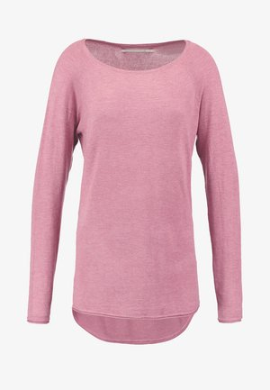 ONLMILA LACY LONG - Jumper - mesa rose