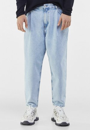 BALLOON  - Jeans a sigaretta - light blue