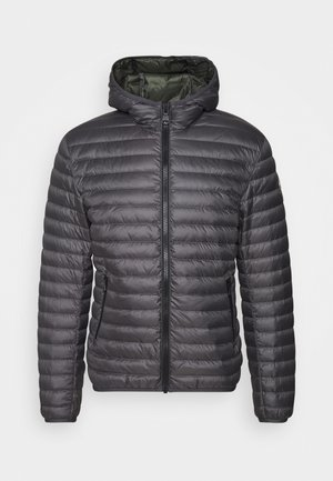 MENS JACKET - Down jacket - anthracite