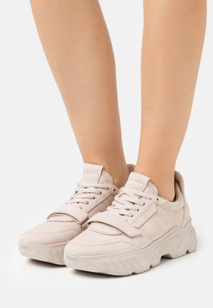 BOOM - Sneakersy niskie - desert