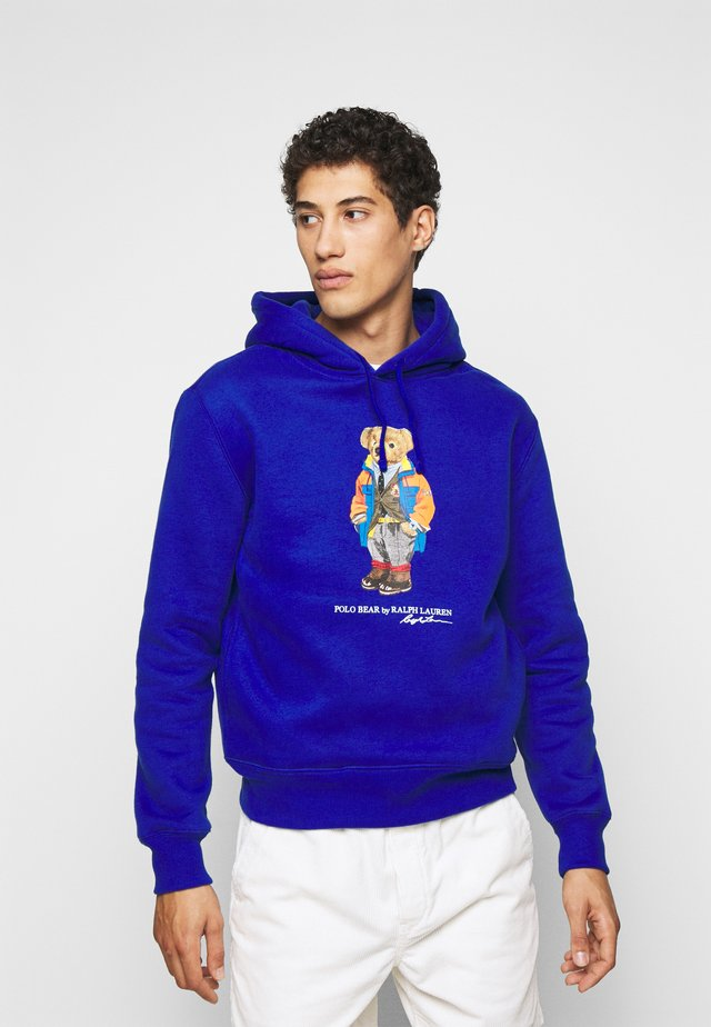 Sweatshirt - rugby royal