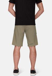 Mammut - LEDGE - Sports shorts - olive, gunmetal - 1