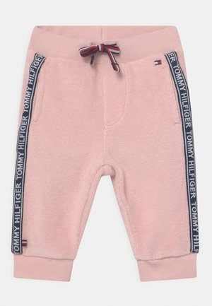 BABY TAPE UNISEX - Trousers - pink
