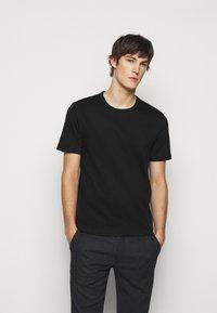 Tiger of Sweden - OLAF - T-shirt basic - black - 4
