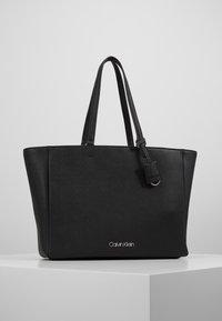 Calvin Klein - TASK - Tote bag - black - 0