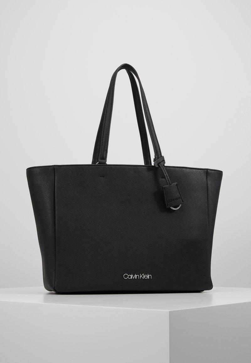 Calvin Klein - TASK - Cabas - black