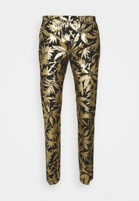 Twisted Tailor - MAMBO SUIT SET - Puku - black gold - 2