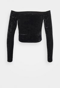 Topshop - BARDOT - Long sleeved top - black - 1