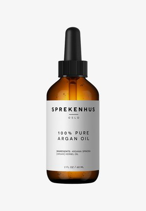 100% PURE FACIAL ARGAN OIL 60ML - Face oil - neutral