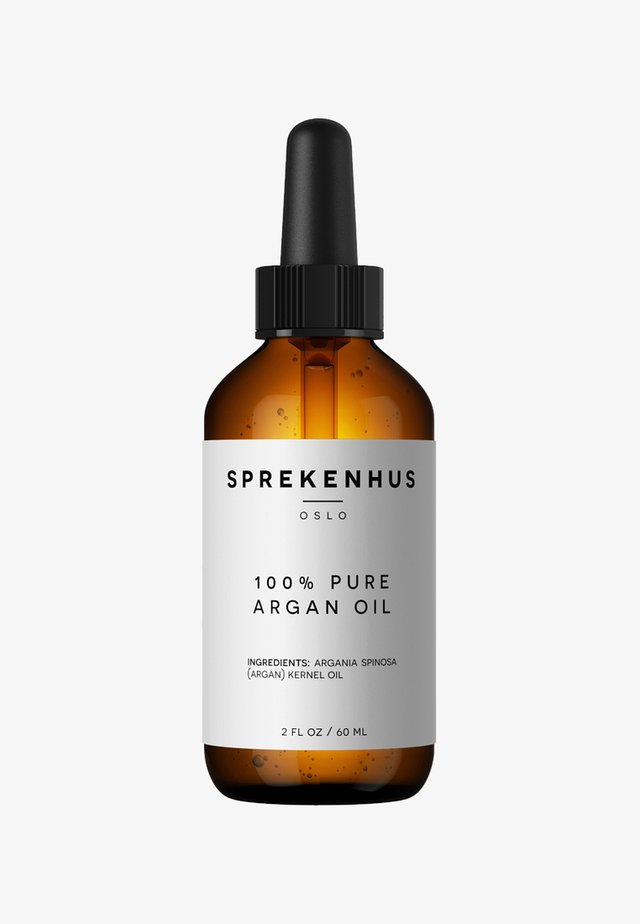 100% PURE FACIAL ARGAN OIL 60ML - Ansiktsolja - neutral