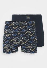 Ceceba - 2 PACK - Boxer shorts - blue dark - 0