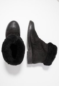 Felmini - CREPONA - Classic ankle boots - black - 3