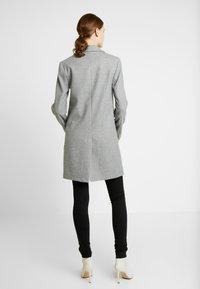 Dorothy Perkins Tall - MINIMAL LINED - Krátký kabát - light grey - 2