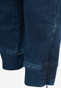 Next - Džíny Slim Fit - dark blue - 2