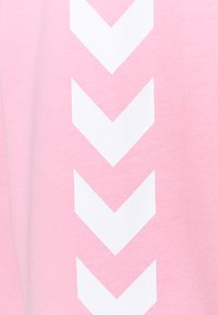 Hummel - GO HOODIE WOMAN - Jersey con capucha - cotton candy - 2