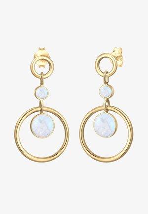 GEO - Earrings - gold