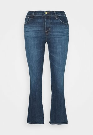 SELENA MID RISE CROP BOOTCUT - Bootcut jeans - arcade
